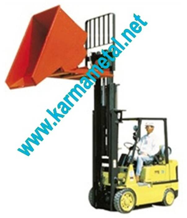 KARMA METAL – KARMA METAL -Forklift Devirme Tertibatlı Konteyner :  tarz Mutfak