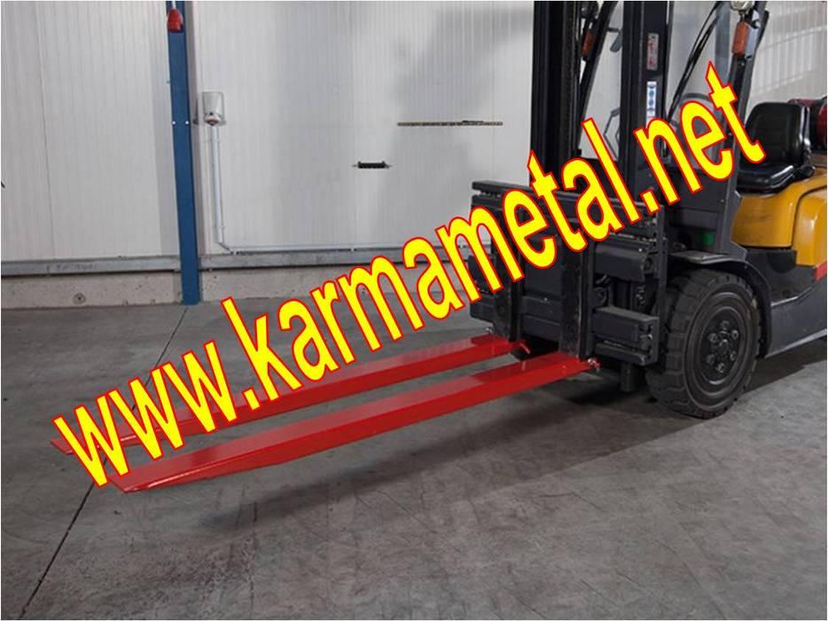 KARMA METAL-forklift çatalı bıçağı uzatma kılıfı atasmani eldiveni imalati Endüstriyel Duvar & Zemin KARMA METAL Endüstriyel