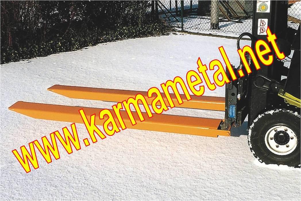 KARMA METAL-forklift çatalı bıçağı uzatma kılıfı atasmani eldiveni imalati Endüstriyel Koridor, Hol & Merdivenler KARMA METAL Endüstriyel