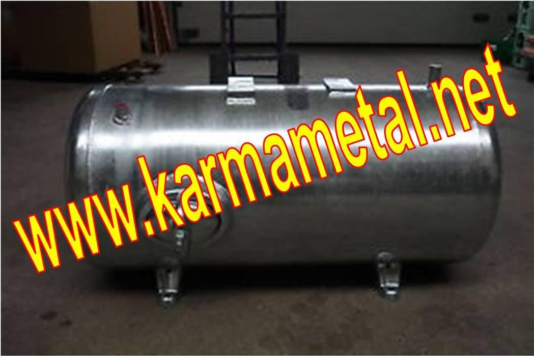 KARMA METAL – KARMA METAL basınçlı hava tankı kompresör tankları imalatı:  tarz Mutfak, Endüstriyel