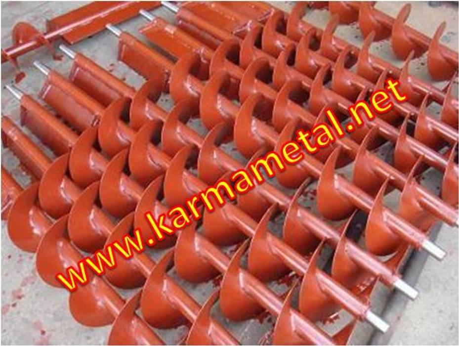 KARMA METAL – KARMA METAL -Helezon konveyör yaprağı imalatı Ve paslanmaz çelik yaprakları:  tarz Multimedya Odası