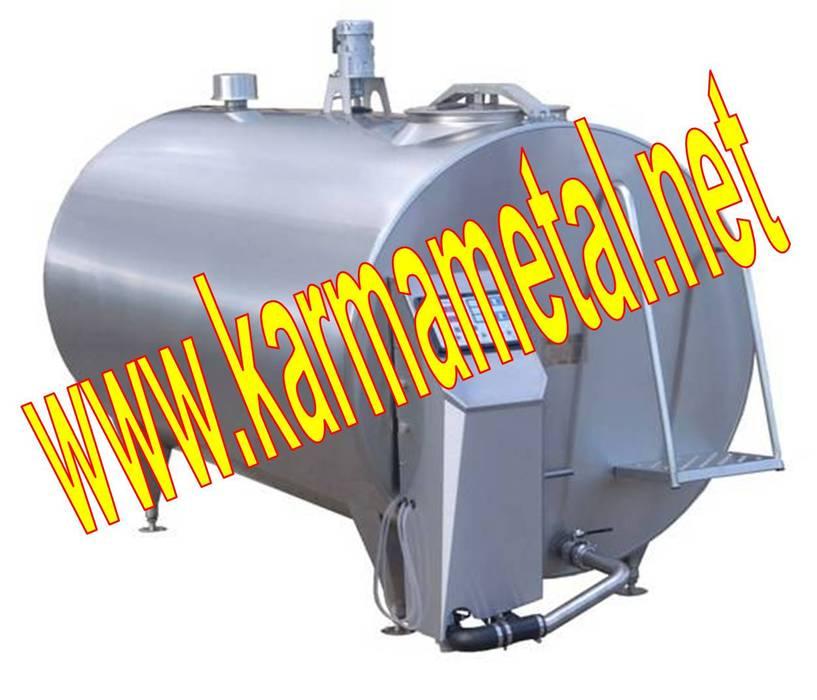 KARMA METAL - Paslanmaz Negatif Basınçlı Vakum Tankı Tüpü Endüstriyel Multimedya Odası KARMA METAL Endüstriyel