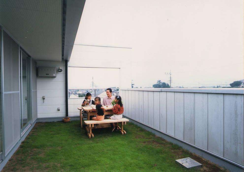 Garten von 原 空間工作所 HARA Urban Space Factory