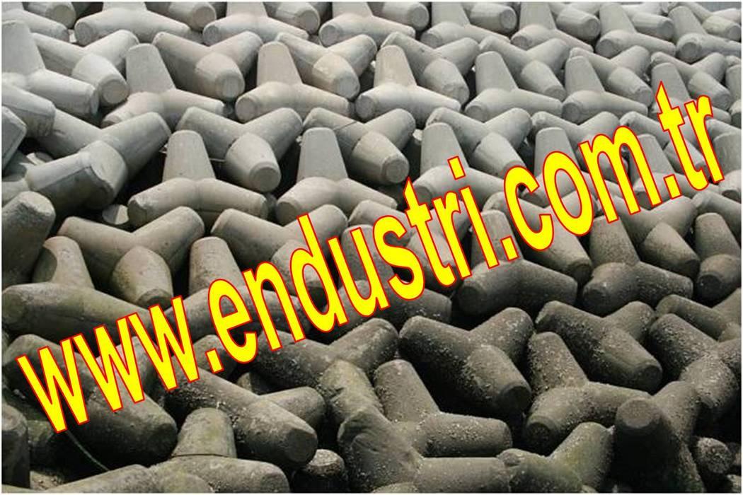 ENDÜSTRİ GRUP – ENDÜSTRİ GRUP  Tetrapod kalıbı Tetrapot kalıpları imalatı ve üretimi:  tarz Oturma Odası, Endüstriyel