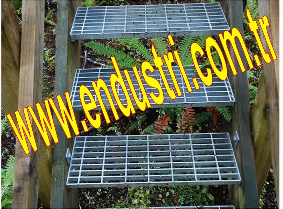 ENDÜSTRİ GRUP – ENDÜSTRİ GRUP – Galvanizli Metal Yürüme Yolu Platform Çelik Petek Izgarası:  tarz Mutfak, Endüstriyel