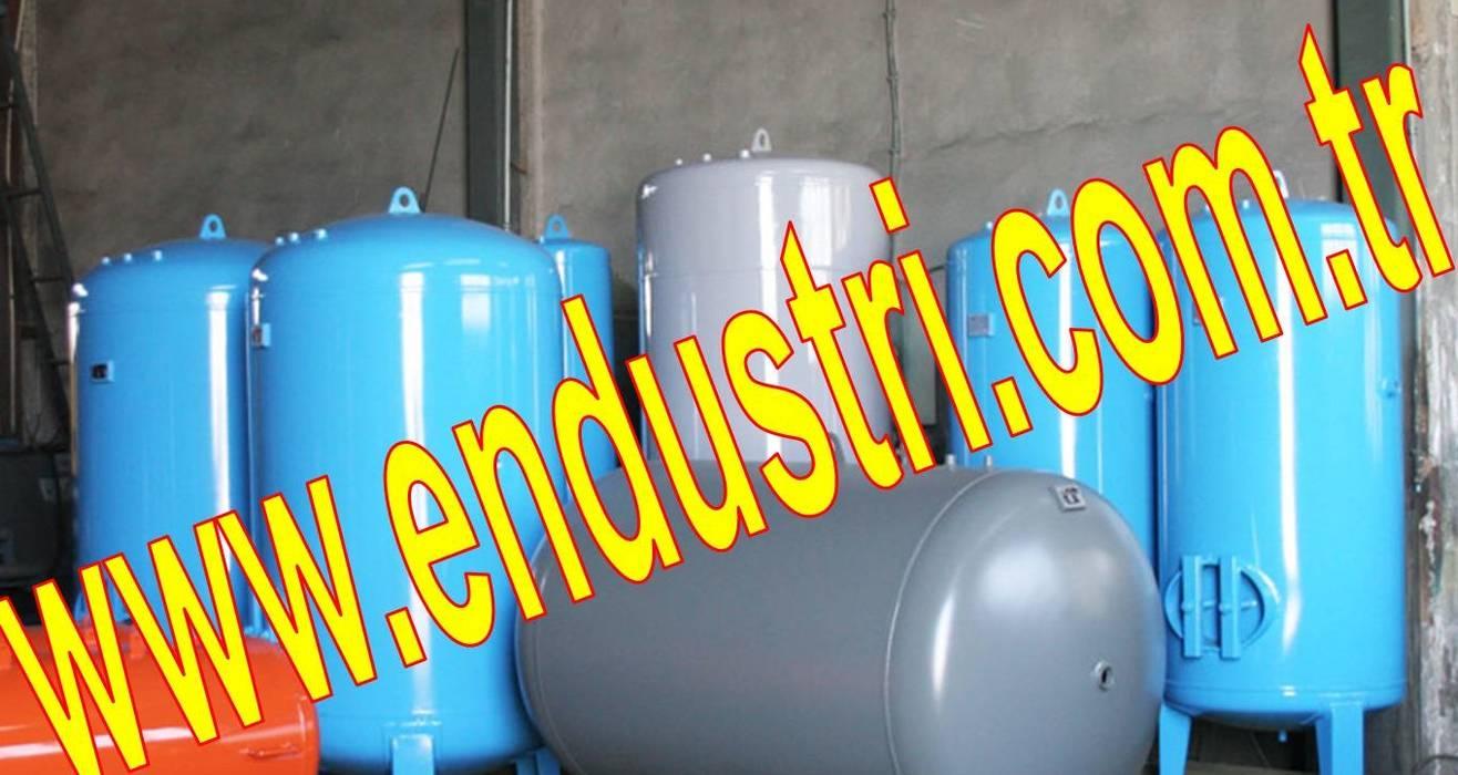 ENDÜSTRİ GRUP-Basınçlı Kompresör Hava Tankı Ve Vakum Tüpü Üretimi Endüstriyel Multimedya Odası ENDÜSTRİ GRUP Endüstriyel