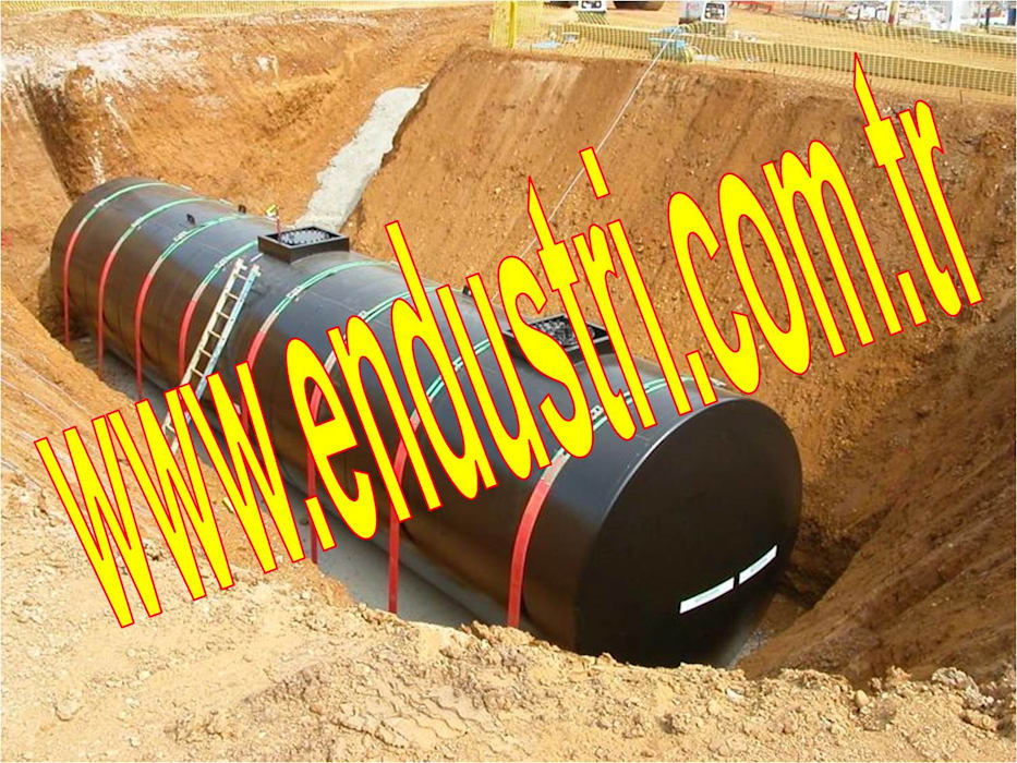 ENDÜSTRİ GRUP-Akar yakıt fuel oil benzin mazot motorin depolama tankı Yakıt Tankı imalatı ENDÜSTRİ GRUP Endüstriyel Kış Bahçesi