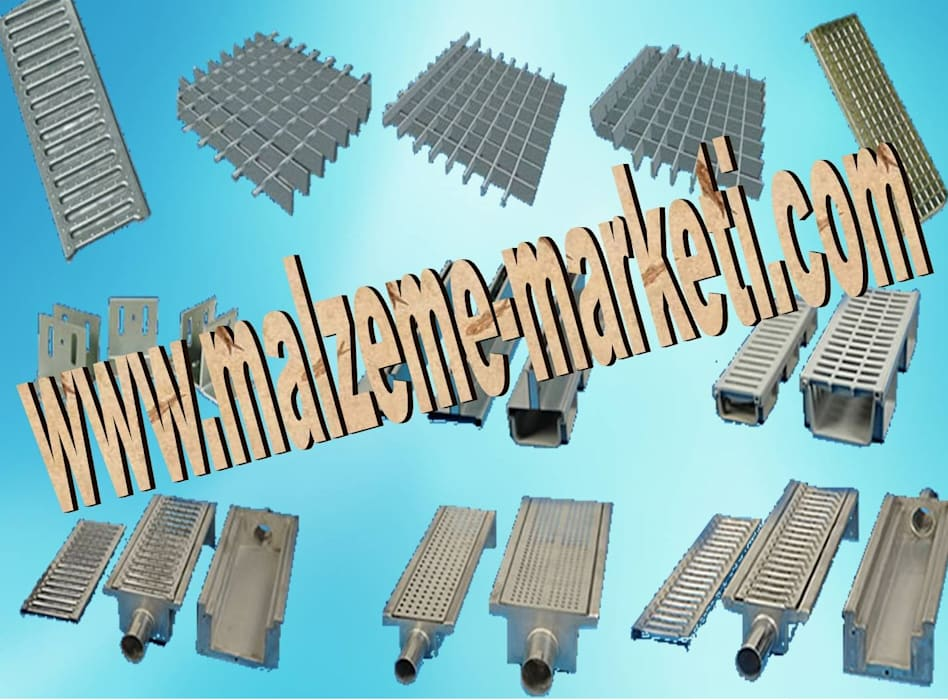 Malzeme Marketi – Malzeme Marketi-Galvanizli Metal Platform Izgara:  tarz Multimedya Odası,