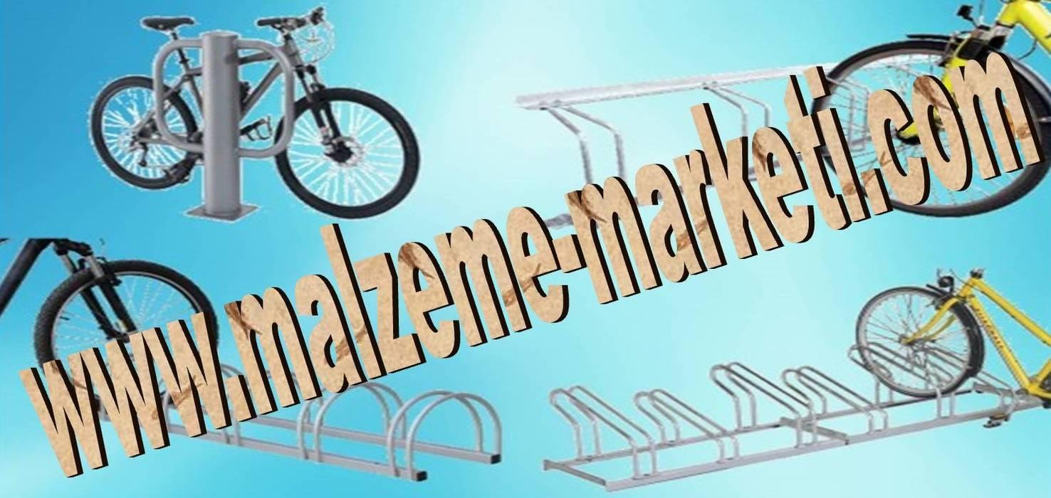 Malzeme Marketi – Malzeme Marketi-Bisiklet Parkı Parkları İmalatı:  tarz Multimedya Odası,