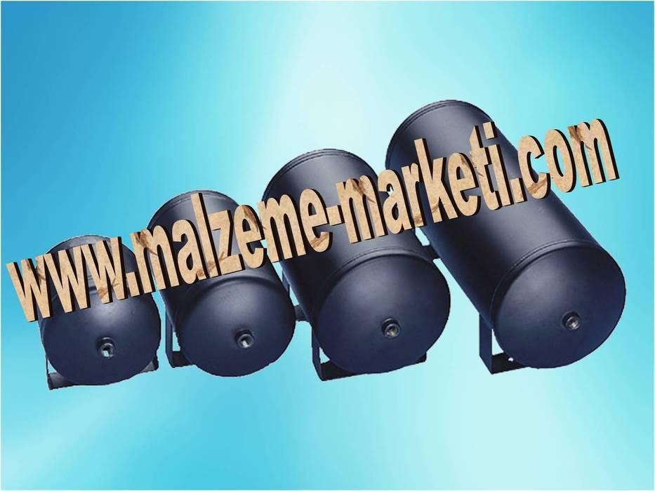 Malzeme Marketi-Basınçlı Kompresör Hava Tankı Endüstriyel Multimedya Odası Malzeme Marketi Endüstriyel