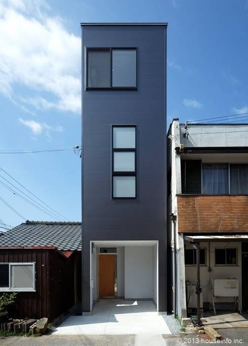 Rumah Modern Oleh (株)ハウスインフォ Modern