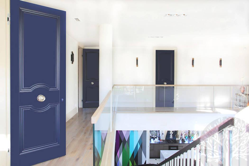 Двери эксклюзив – есть чем удивить: Tерраса в . Автор – Lesomodul,