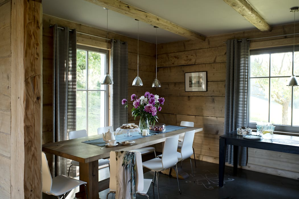 Dining room by deco chata, Country