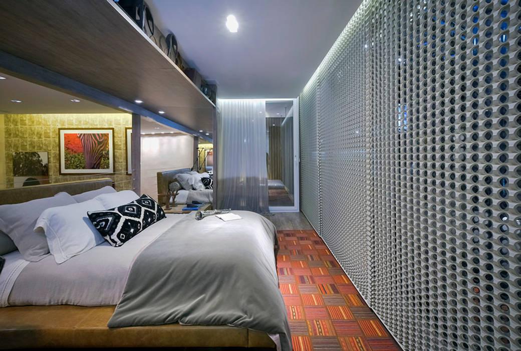 Bedroom by Studium Saut Arte & Interiores