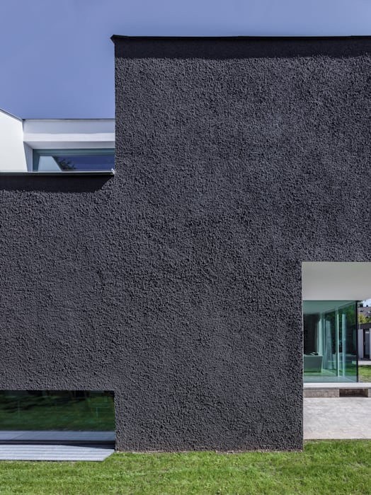 Nowoczesne domy od Unterlandstättner Architekten Nowoczesny