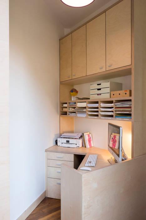 Le bureau: Bureau de style  par MELANIE LALLEMAND ARCHITECTURES