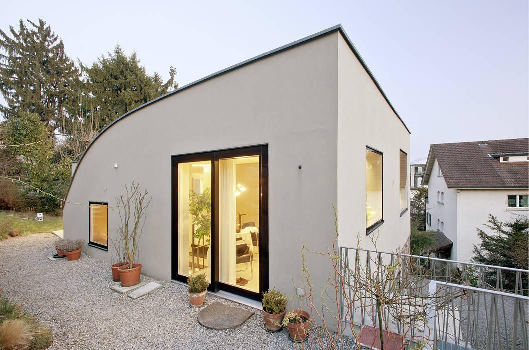 Casas de estilo  por LENGACHER EMMENEGGER PARTNER AG, Moderno
