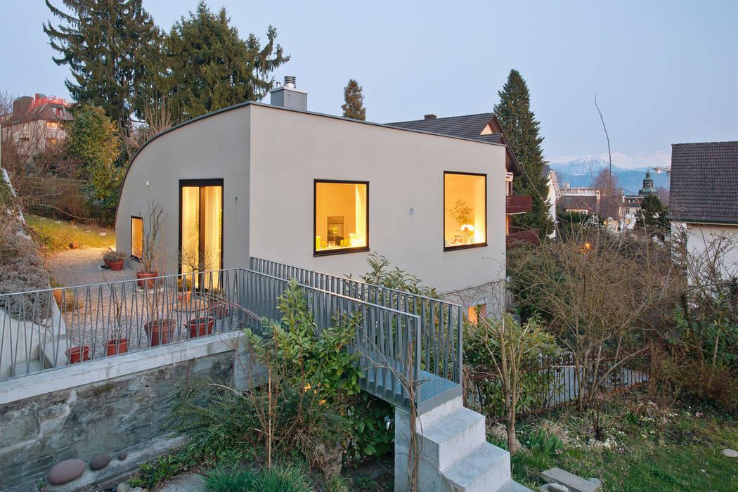 Terrazas de estilo  por LENGACHER EMMENEGGER PARTNER AG