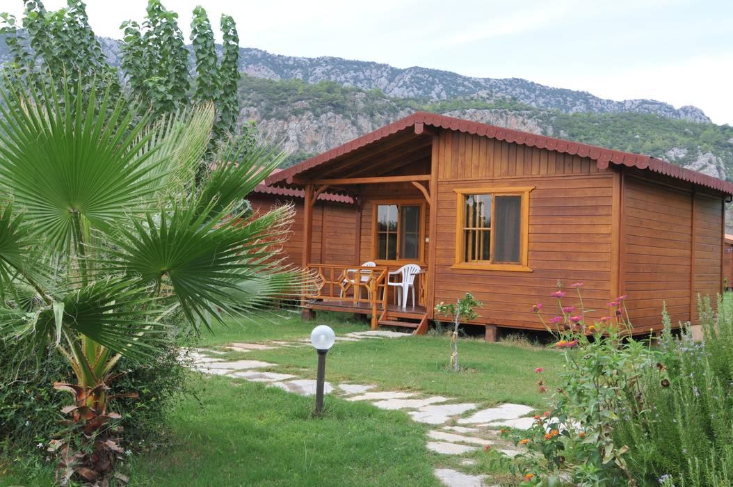 Özge Bungalow Akdeniz Oteller Özge Hotel & Bungalow Akdeniz