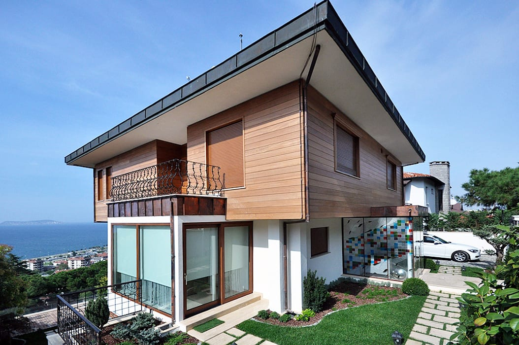 Maisons modernes par Emrah Yasuk Moderne