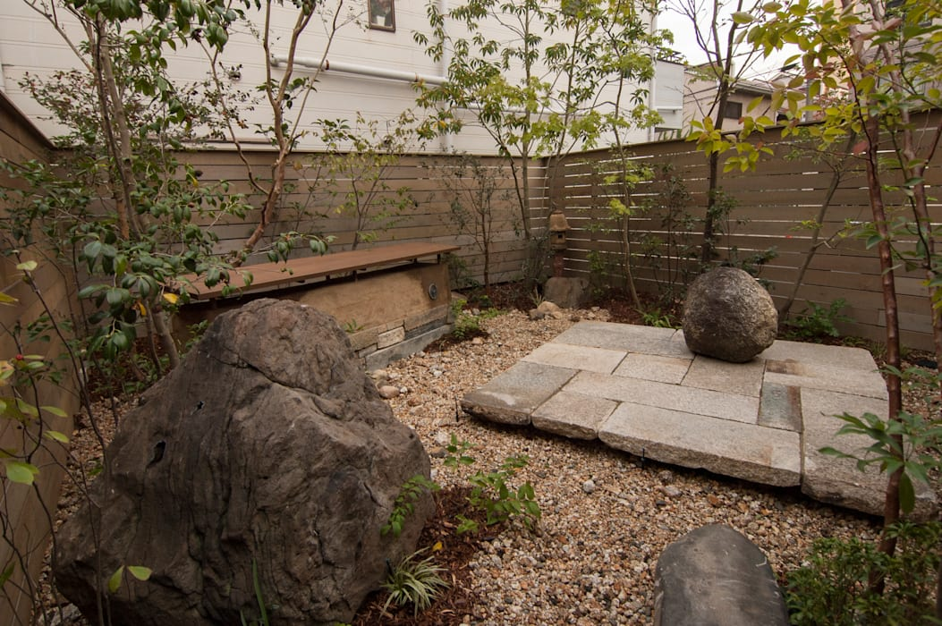 Garden by Garden design office萬葉