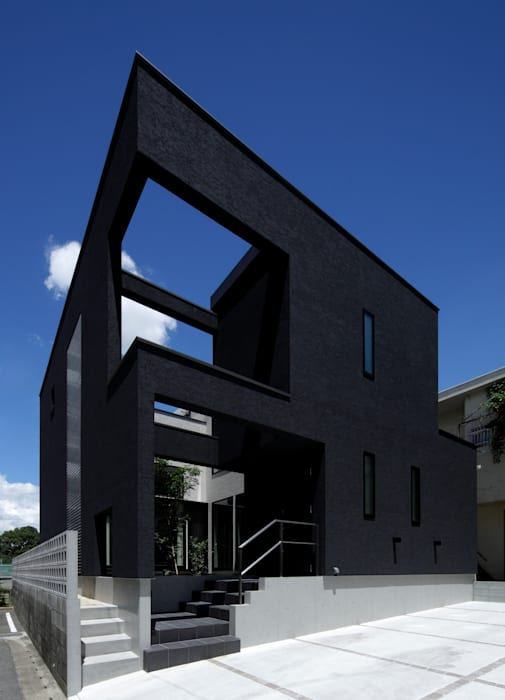 房子 by artect design - アルテクト デザイン, 隨意取材風