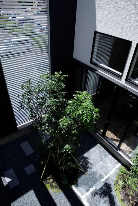 庭院 by artect design - アルテクト デザイン, 隨意取材風