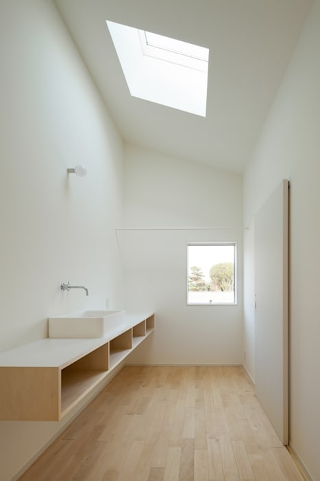 市原忍建築設計事務所 / Shinobu Ichihara Architects Bagno moderno