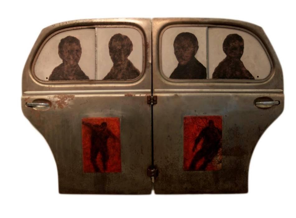 Les otages : Musées de style  par Kamel Yahiaoui Plasticien