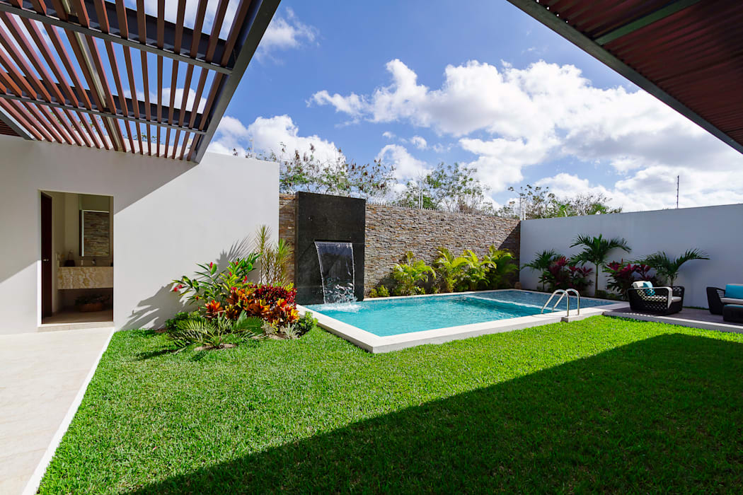 Pool von Enrique Cabrera Arquitecto,