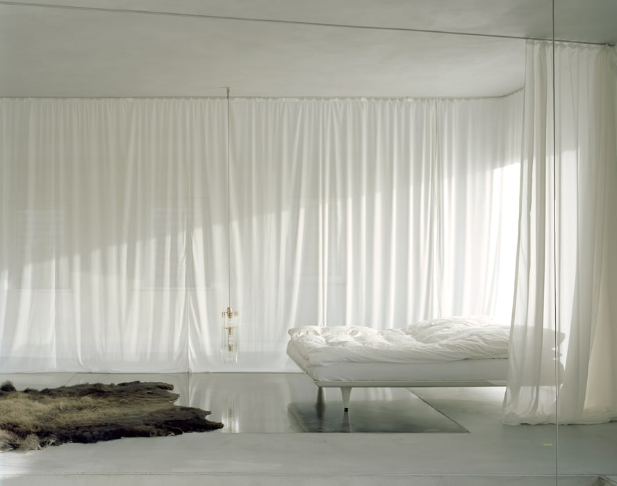 Minimalist bedroom by Brandlhuber+ Emde, Schneider Minimalist