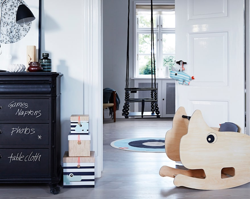 Schommel In Kinderkamer : Leuke accessoires van done by deer: scandinavische kinderkamer door