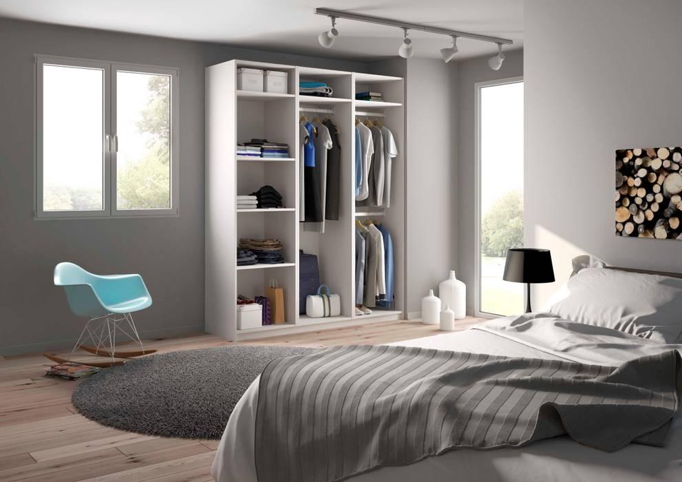 Armoire-Dressing: Dressing de style de style Moderne par Centimetre.com