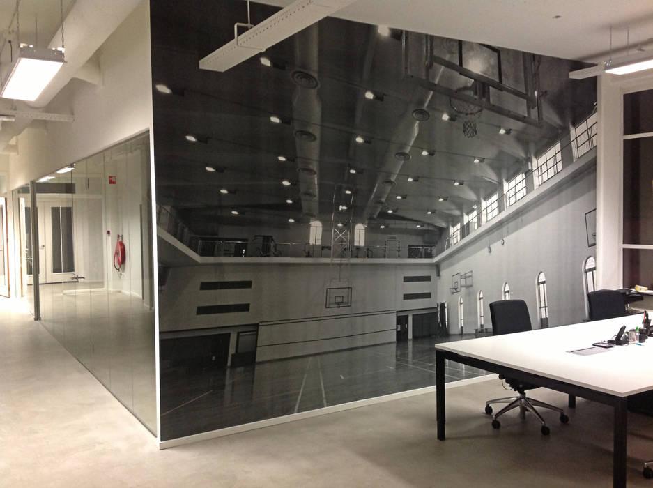 Kleur Mijn Interieur : Moderne arbeitszimmer von kleurmijninterieur homify