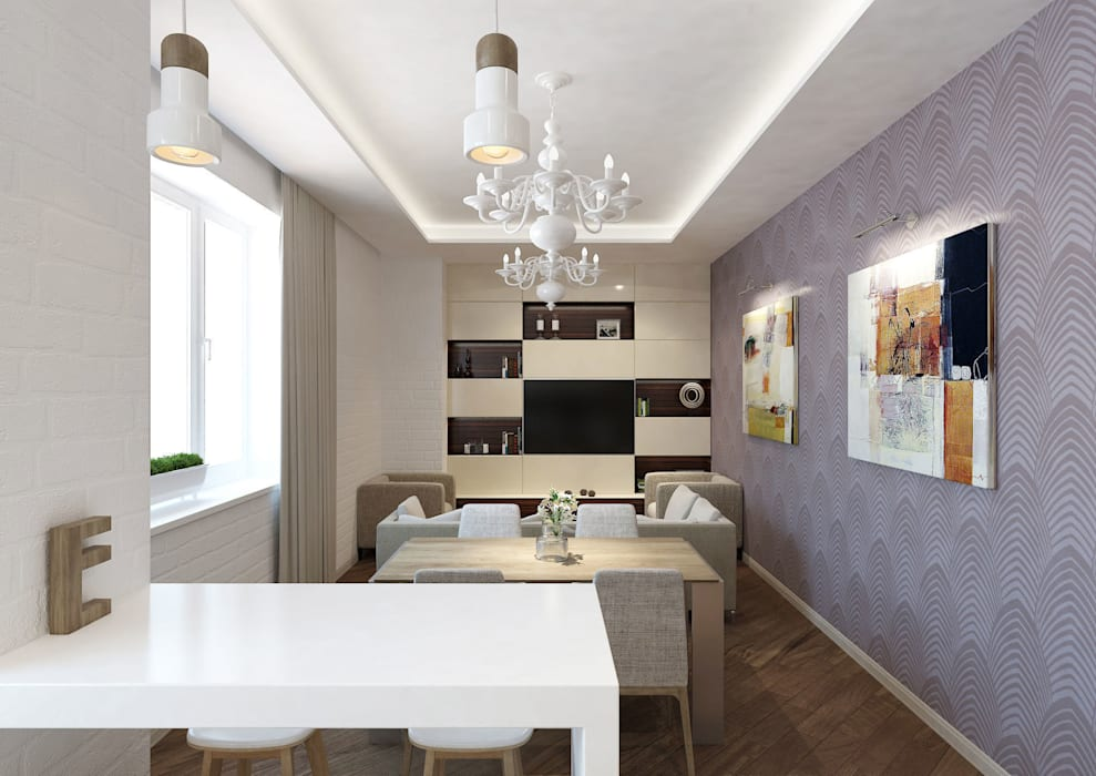 Dining room by tim-gabriel, Eclectic
