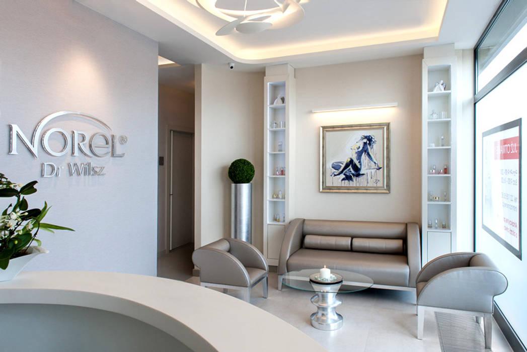 relax: styl , w kategorii Spa zaprojektowany przez JOL-wnętrza
