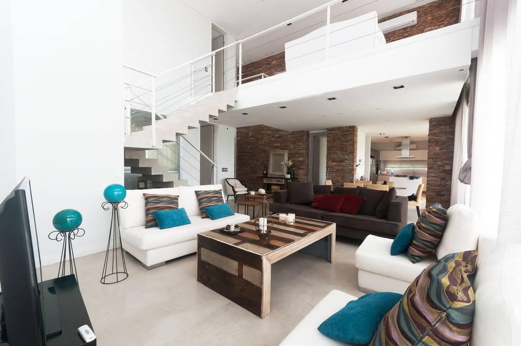 Estudio Arqt Modern living room