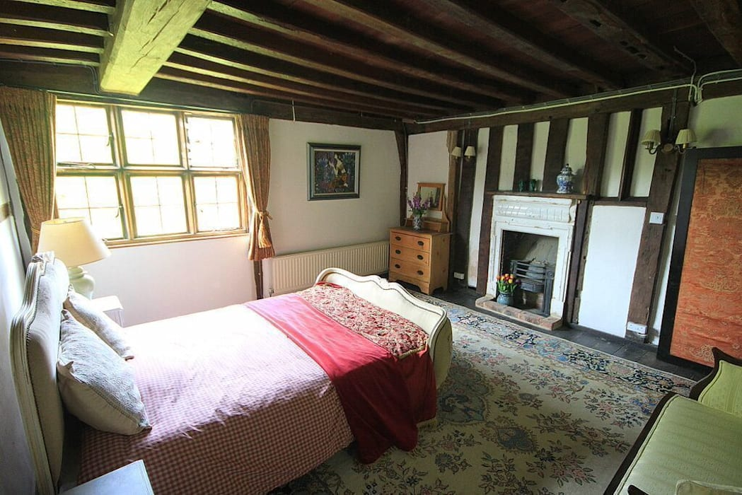 Tudor Guest Bedroom Bandon Interior Design Country Style Bedroom Homify