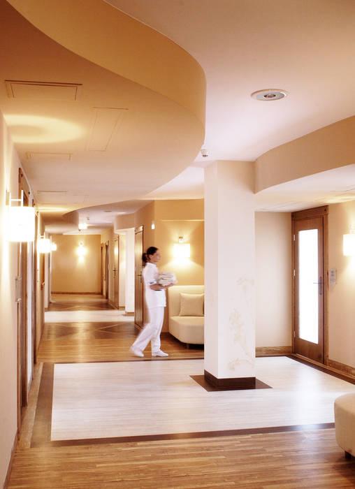 spa: styl nowoczesne, w kategorii Spa zaprojektowany przez JOL-wnętrza