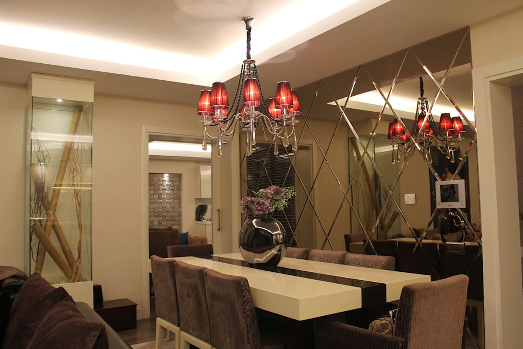homify Modern dining room