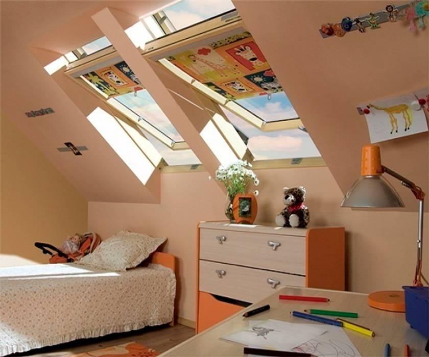 شبابيك و أبواب تنفيذ Fakro Pivot Çatı Pencereleri