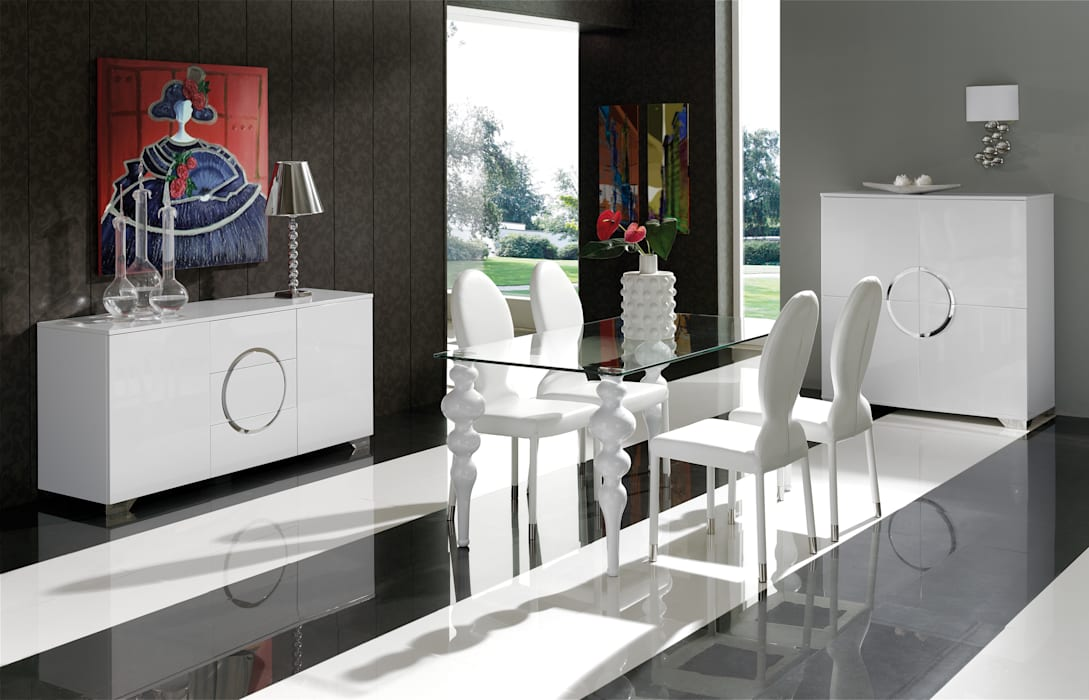 Ambiente Dugar Home DECORSIA HOME,S.L. Salones de estilo moderno
