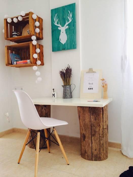 Projekty,  Gospodarstwo domowe zaprojektowane przez Miss Wood