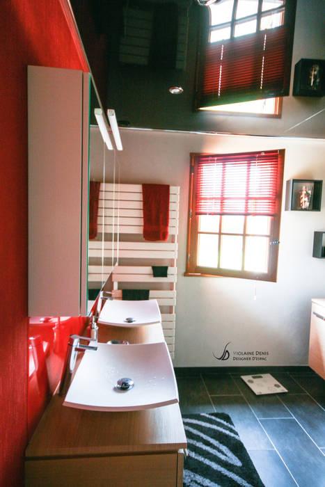 Baños modernos de Violaine Denis Moderno