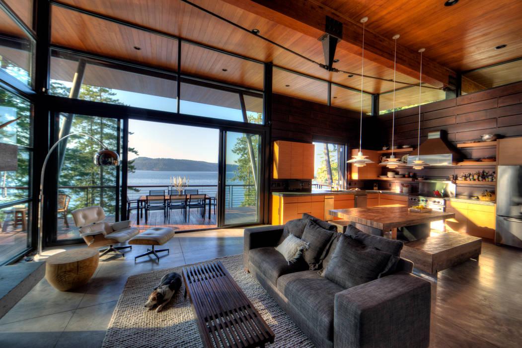 Salas de estar  por Uptic Studios