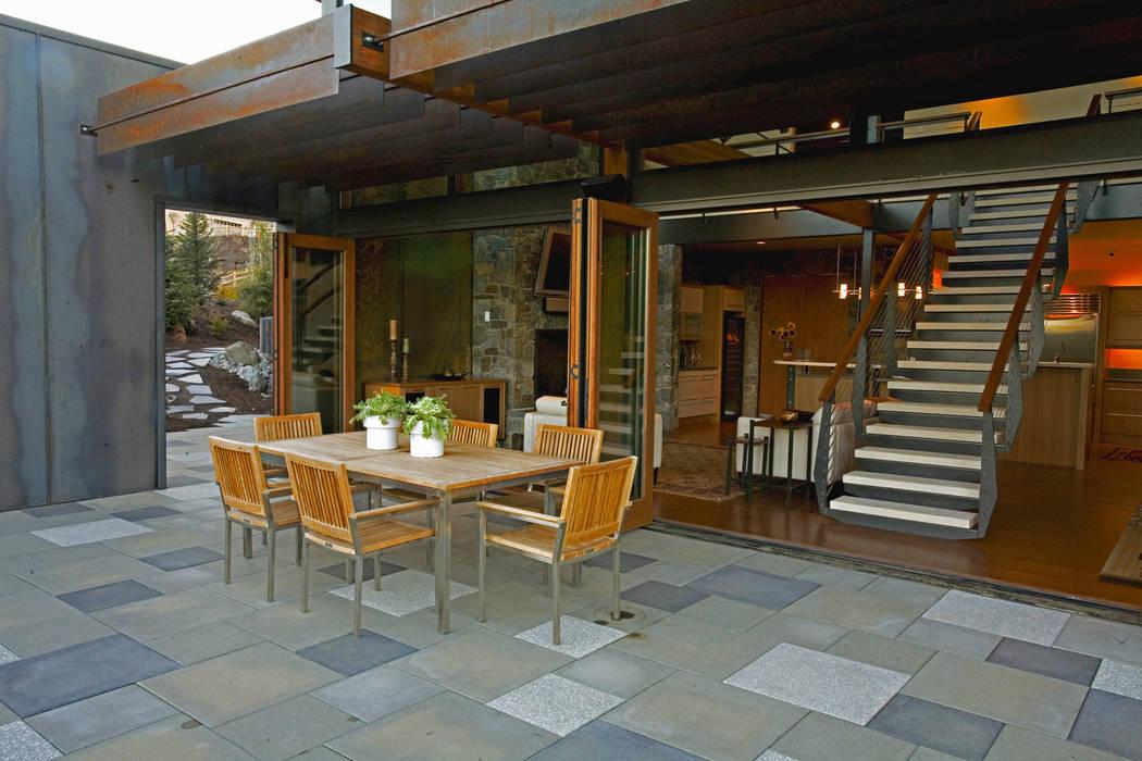 Hangman Valley Residence 根據 Uptic Studios 現代風