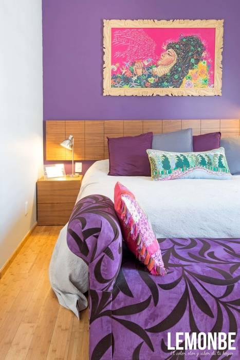 Schlafzimmer von LEMONBE