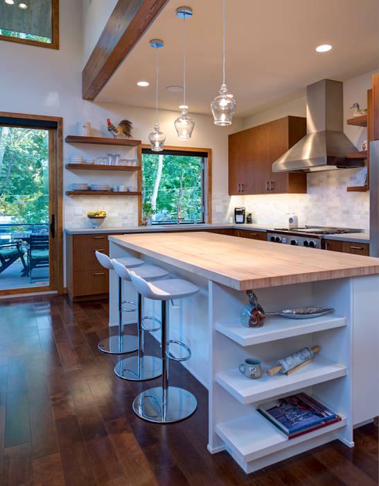 Denver Street Lot 7 Casas modernas por Uptic Studios Moderno