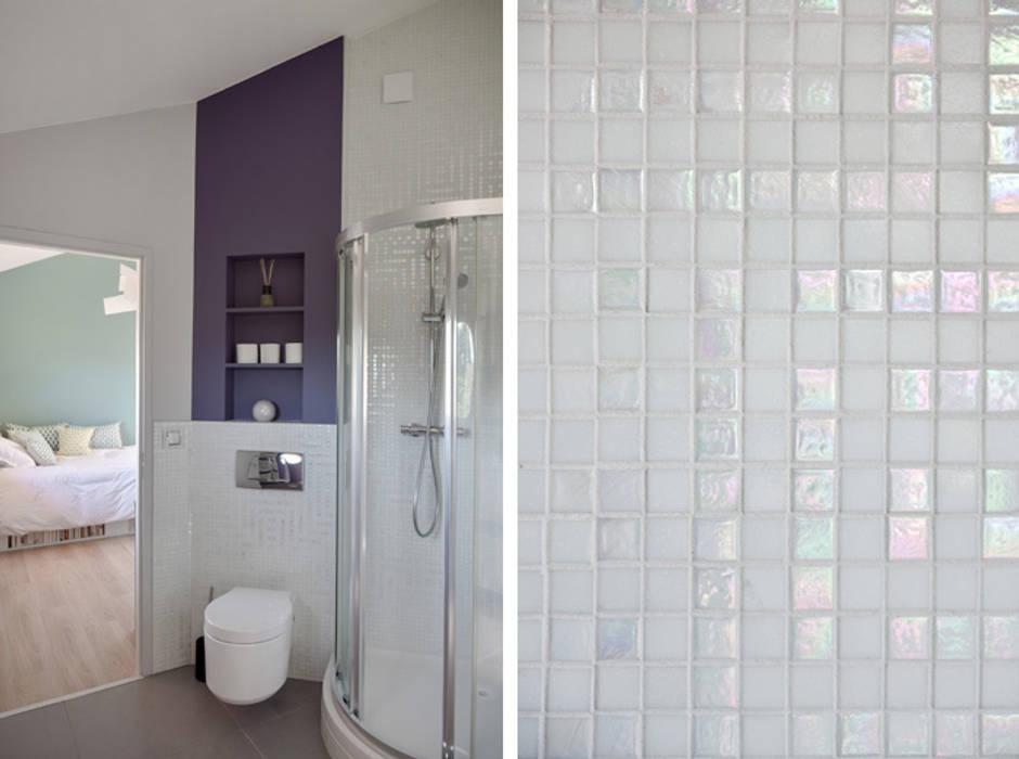 Aménagement et décoration d\'une maison à genève: salle de bains de ...