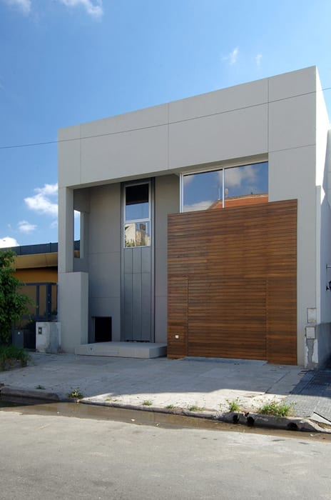 Rumah oleh Estudio Sespede Arquitectos, Modern